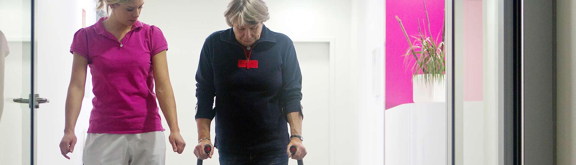 Unser Rehabilitations-Programm | ATOS Orthoparc Köln