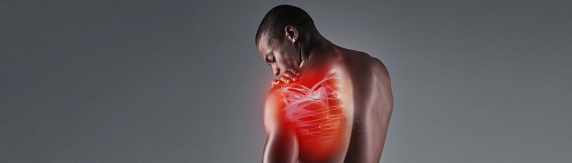 Schulterschmerzen - unsere Fachärzte | ATOS Heidelberg