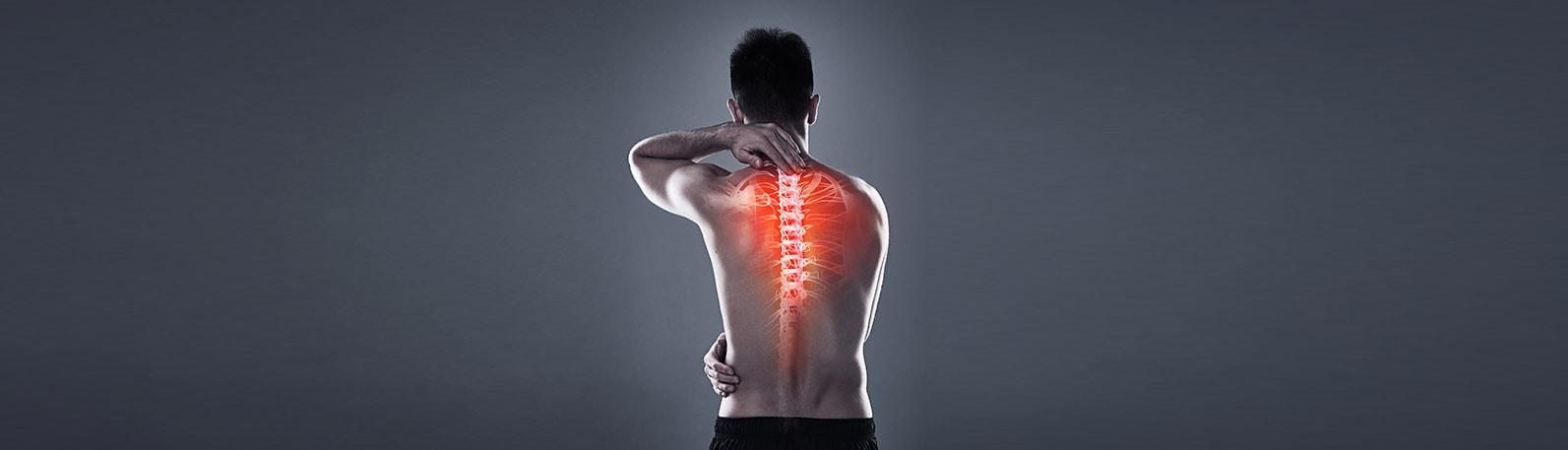 Bandscheibenvorfall Brustwirbelsäule | ATOS Orthoparc