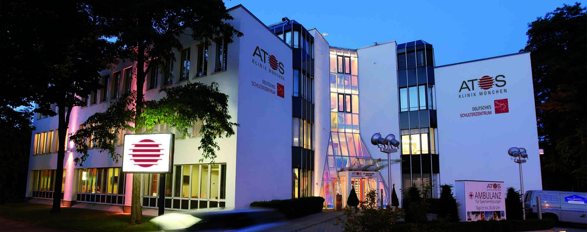 Atos Klinik München Kassenpatient